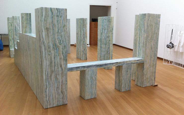 Kunst tentoonstelling